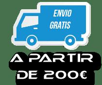 Envío Gratis 200€