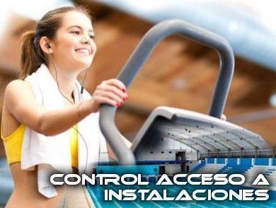 Control accesos instalaciones