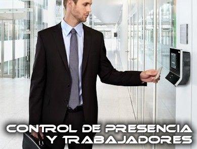 Control Presencia Trabajadores