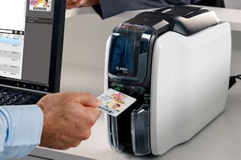 Impresora de tarjetas